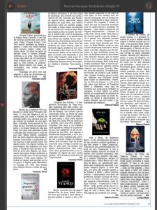 Revista geração bookholic